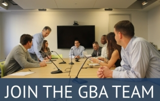 Join the GBA Team